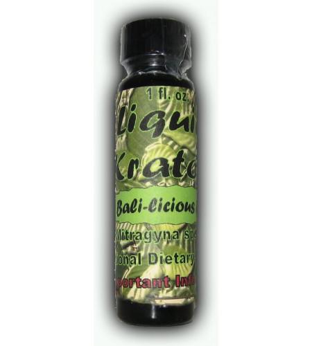 Bali-licious Lime Liquid Kratom