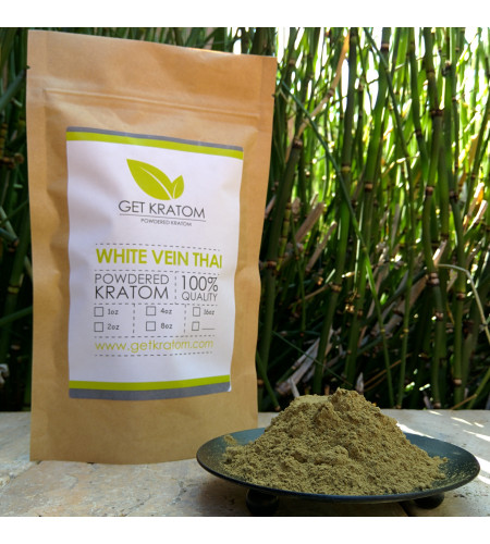 White Vein Thai Kratom