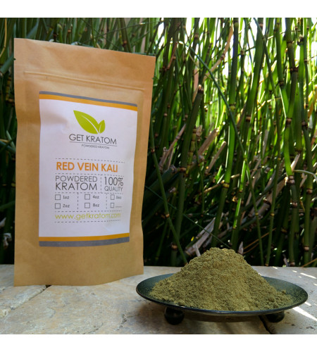 Red Vein Kali Kratom