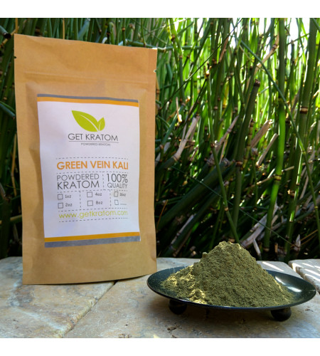 Green Vein Kali Kratom