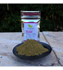 New Gold Standard Kratom Extract