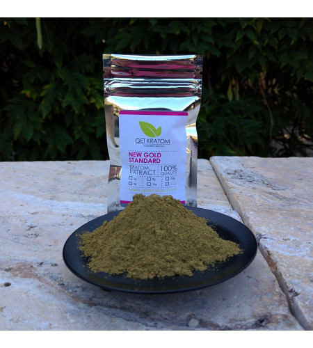 2 grams New Gold Standard Kratom Extract