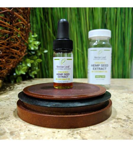 Nectar Leaf CBD Hemp Extract